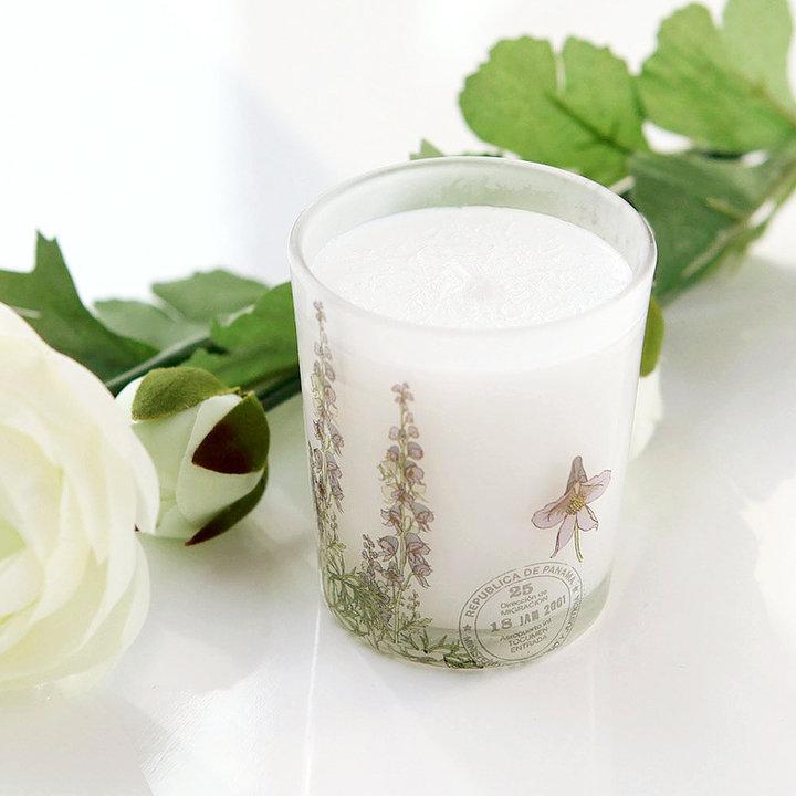 Homix·花鸟玻璃杯香薰蜡图片