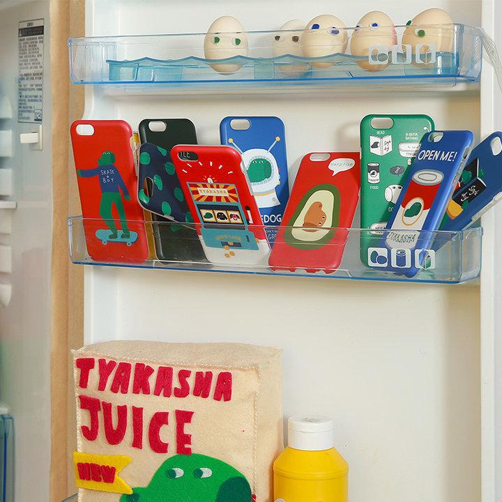 TYAKASHA·格林先生手机壳图片